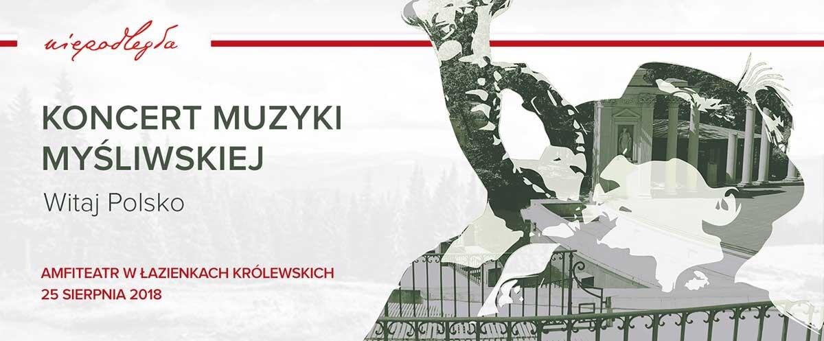 Koncert Muzyki Myśliwskiej 25082018 łazienki Królewskie